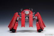 攻殻機動隊ARISE GHOST IN THE SHELL ロジコマ 1/24 プラモデル ウェーブ 画像 レビュー サンプル 赤い 05