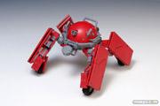 攻殻機動隊ARISE GHOST IN THE SHELL ロジコマ 1/24 プラモデル ウェーブ 画像 レビュー サンプル 赤い 08