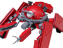 本日予約開始!ウェーブ「攻殻機動隊ARISE GHOST IN THE SHELL ロジコマ」 新作プラモデル彩色サンプル画像レビュー