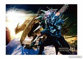 一番くじ モンスターハンター4G バンプレスト セルレギオス フィギュア サンプル 画像 レビュー 18