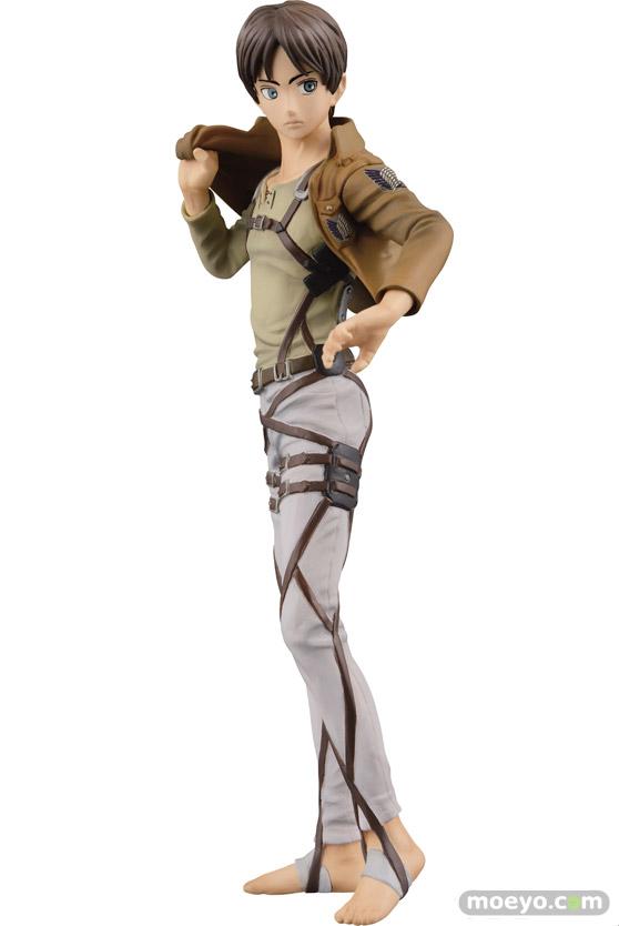 一番くじ 進撃の巨人~自由への進撃~ バンプレスト 画像 フィギュア グッズ レビュー サンプル 01