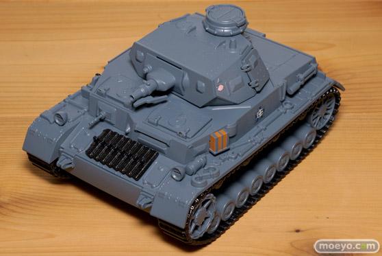 ねんどろいどもあ ガールズ&パンツァー IV号戦車D型 グッドスマイルカンパニー 画像 フィギュア サンプル レビュー 01