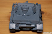 ねんどろいどもあ ガールズ&パンツァー IV号戦車D型 グッドスマイルカンパニー 画像 フィギュア サンプル レビュー 05