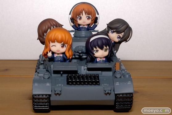 ねんどろいどもあ ガールズ&パンツァー IV号戦車D型 グッドスマイルカンパニー 画像 フィギュア サンプル レビュー 09