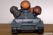 ねんどろいどもあ ガールズ&パンツァー IV号戦車D型 グッドスマイルカンパニー 画像 フィギュア サンプル レビュー 11