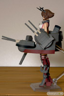figma 艦隊これくしょん-艦これ- 陸奥 マックスファクトリー 画像 サンプル レビュー フィギュア 07