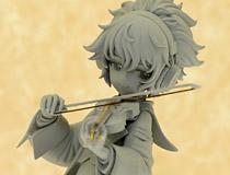 【WF2014夏】アルター「英雄*戦姫GOLD ベートーヴェン」 新作フィギュア無彩色サンプル画像レビュー