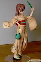 とある科学の超電磁砲S 御坂美琴 浴衣Ver. フリーイング 画像 サンプル レビュー フィギュア 03