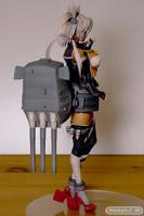 艦隊これくしょん -艦これ- 武蔵 改 軽兵装Ver. 重兵装 画像 サンプル レビュー フィギュア 04