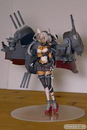 艦隊これくしょん -艦これ- 武蔵 改 軽兵装Ver. 重兵装 画像 サンプル レビュー フィギュア 19