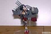 艦隊これくしょん -艦これ- 武蔵 改 軽兵装Ver. 重兵装 画像 サンプル レビュー フィギュア 26