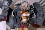 艦隊これくしょん -艦これ- 武蔵 改 軽兵装Ver. 重兵装 画像 サンプル レビュー フィギュア 29