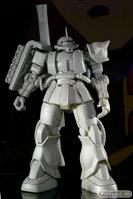 機動戦士ガンダム THE ORIGIN HG シャア専用ザクII(仮) ガンタンク初期型(仮 ) ガンプラEXPOワールドツアージャパン2014 プラモ サンプル 画像 レビュー03
