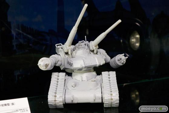 機動戦士ガンダム THE ORIGIN HG シャア専用ザクII(仮) ガンタンク初期型(仮 ) ガンプラEXPOワールドツアージャパン2014 プラモ サンプル 画像 レビュー06