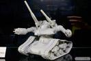 機動戦士ガンダム THE ORIGIN HG シャア専用ザクII(仮) ガンタンク初期型(仮 ) ガンプラEXPOワールドツアージャパン2014 プラモ サンプル 画像 レビュー08