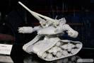 機動戦士ガンダム THE ORIGIN HG シャア専用ザクII(仮) ガンタンク初期型(仮 ) ガンプラEXPOワールドツアージャパン2014 プラモ サンプル 画像 レビュー09
