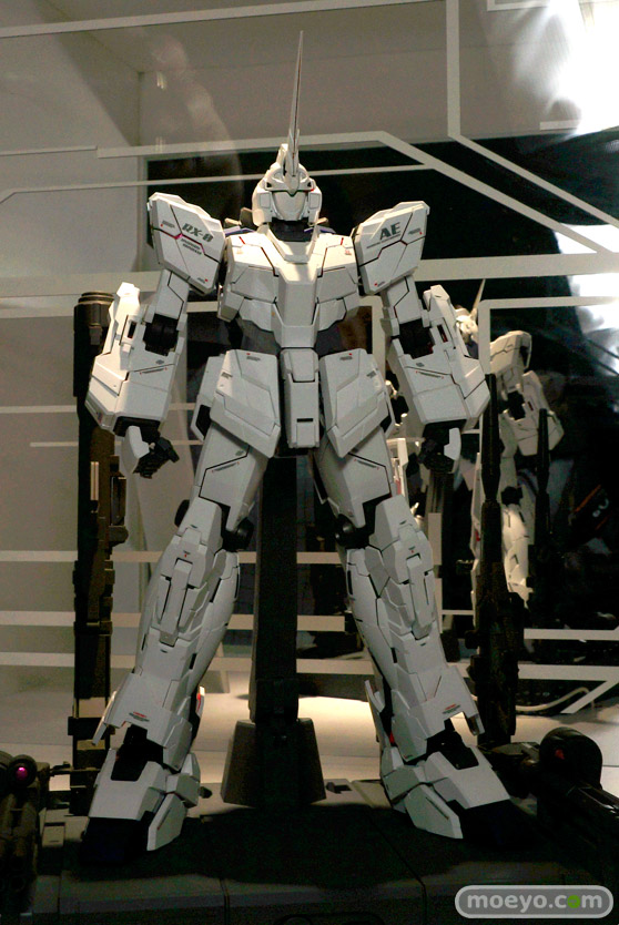 PG RX-0 ユニコーンガンダム ガンプラEXPOワールドツアージャパン2014 プラモ サンプル 画像 レビュー05