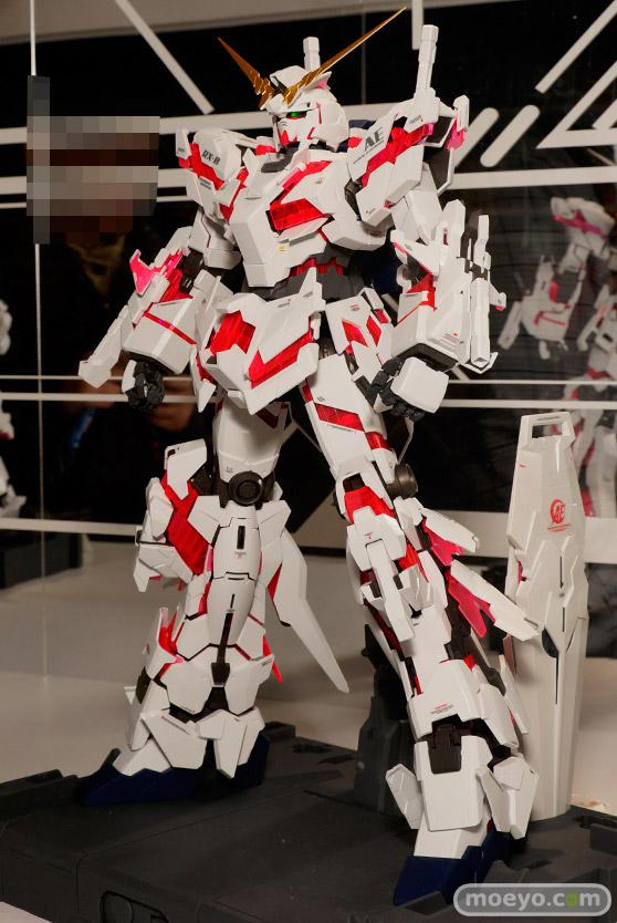PG RX-0 ユニコーンガンダム ガンプラEXPOワールドツアージャパン2014 プラモ サンプル 画像 レビュー06