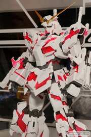 PG RX-0 ユニコーンガンダム ガンプラEXPOワールドツアージャパン2014 プラモ サンプル 画像 レビュー08