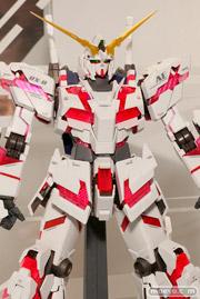 PG RX-0 ユニコーンガンダム ガンプラEXPOワールドツアージャパン2014 プラモ サンプル 画像 レビュー09