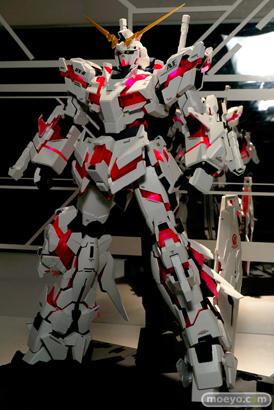 PG RX-0 ユニコーンガンダム ガンプラEXPOワールドツアージャパン2014 プラモ サンプル 画像 レビュー11