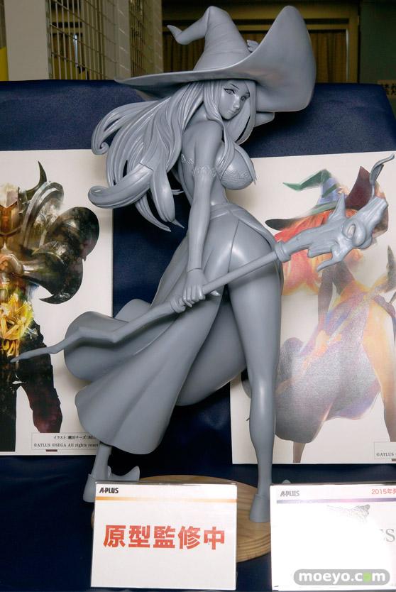 ドラゴンズクラウン ソーサレス エイプラス 画像 サンプル レビュー フィギュア 剛田チーズ BENGUS 01