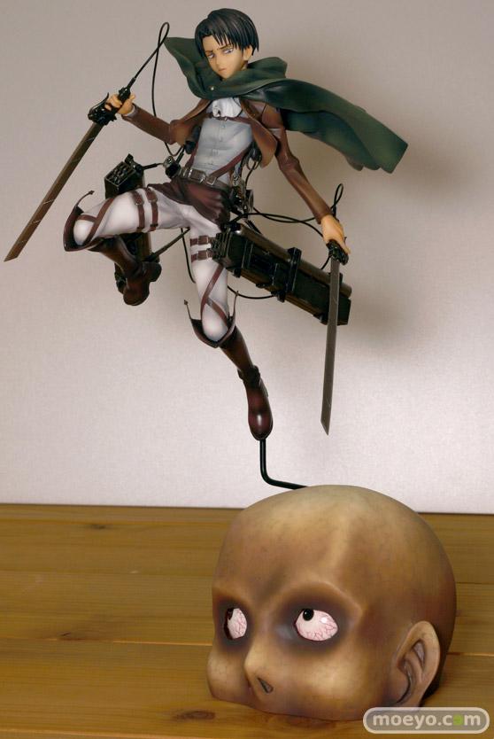 進撃の巨人 リヴァイ グッドスマイルカンパニー 画像 フィギュア サンプル レビュー 01