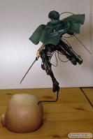 進撃の巨人 リヴァイ グッドスマイルカンパニー 画像 フィギュア サンプル レビュー 04