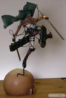 進撃の巨人 リヴァイ グッドスマイルカンパニー 画像 フィギュア サンプル レビュー 06