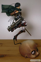 進撃の巨人 リヴァイ グッドスマイルカンパニー 画像 フィギュア サンプル レビュー 07