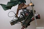 進撃の巨人 リヴァイ グッドスマイルカンパニー 画像 フィギュア サンプル レビュー 14