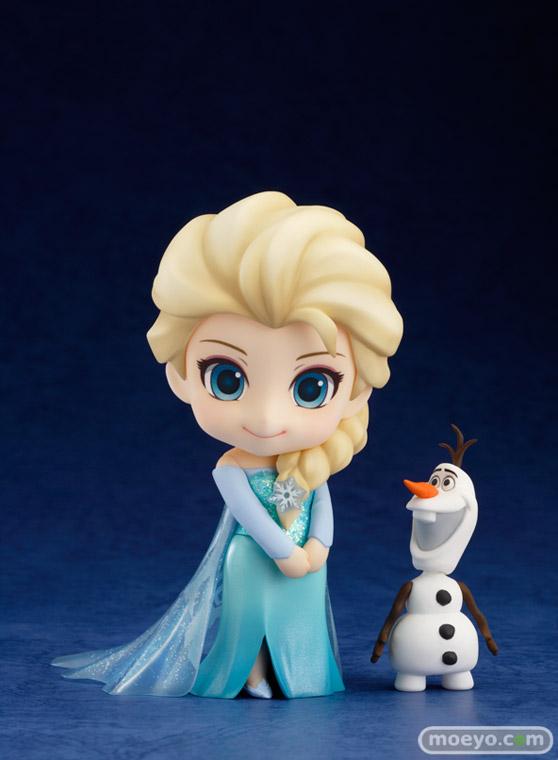 ねんどろいど アナと雪の女王 エルサ 画像 サンプル レビュー フィギュア 02