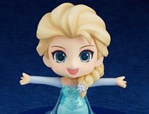 ありのままのプリンセス 「ねんどろいど アナと雪の女王 エルサ」 本日予約開始!