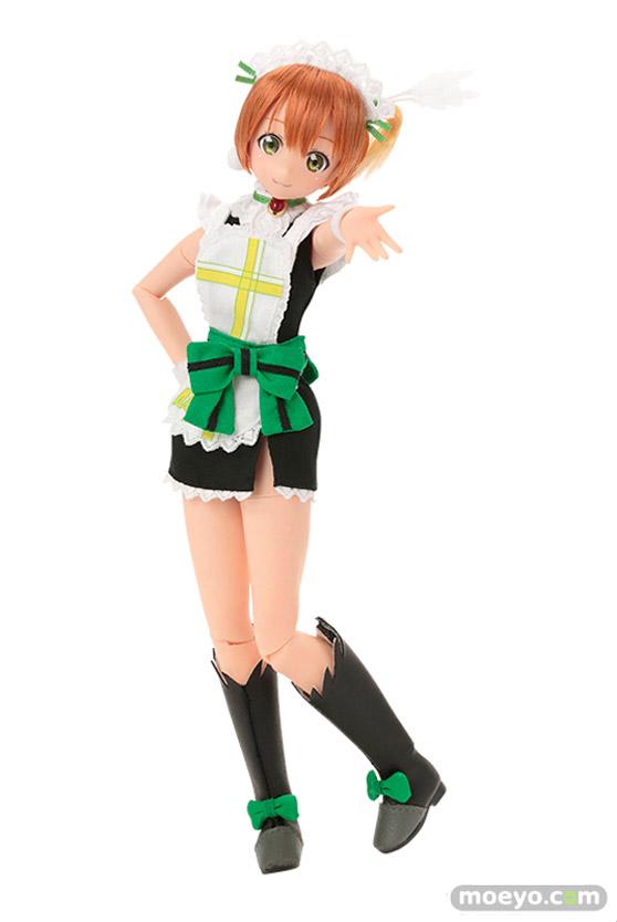 ピュアニーモ キャラクターシリーズ No.88 ラブライブ! 星空凛 アゾン 画像 サンプル レビュー フィギュア ドール 02