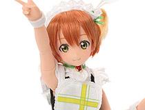 アゾン「ピュアニーモ キャラクターシリーズ No.88 ラブライブ! 星空凛」 本日より予約開始!