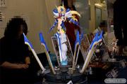 BLAZBLUE ALTER MEMORY μ-No.12-(ミュー・テュエルブ) アルター 画像 サンプル レビュー フィギュア 宮沢模型 第34回 商売繁盛セール メガホビ EXPO2013 Autumn 02