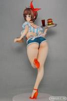 夏美(なつみ) ウェイトレスver. 通常版 回天堂 画像 サンプル レビュー フィギュア 肉感 08