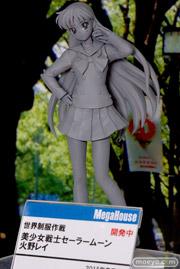 世界制服作戦 美少女戦士セーラームーン 火野レイ メガハウス 画像 サンプル レビュー フィギュア メガホビEXPO2014 Autumn 03