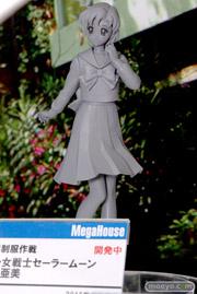 世界制服作戦 美少女戦士セーラームーン 水野亜美 メガハウス 画像 サンプル レビュー フィギュア メガホビEXPO2014 Autumn 03