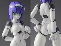 ロボット新人類ポリニアン、ついに完成品が登場!