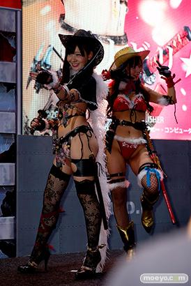 東京ゲームショウ2014 コスプレ イベント コンパニオン 画像 写真 レポート D3