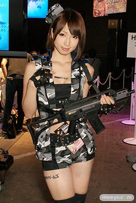 東京ゲームショウ2014 コスプレ イベント コンパニオン 画像 写真 レポート DMMゲームズ