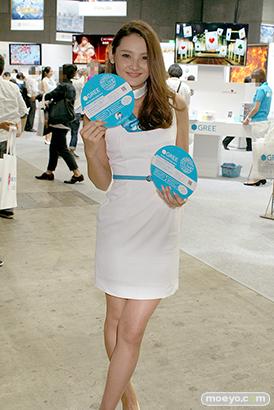 東京ゲームショウ2014 コスプレ イベント コンパニオン 画像 写真 レポート GREE