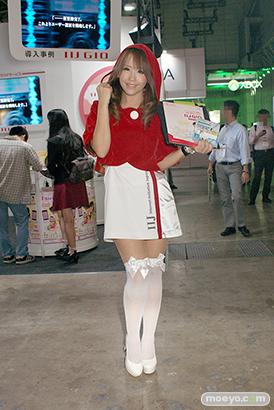 東京ゲームショウ2014 コスプレ イベント コンパニオン 画像 写真 レポート IIJ
