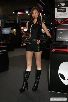 東京ゲームショウ2014 コスプレ イベント コンパニオン 画像 写真 レポート エイリアンウェア