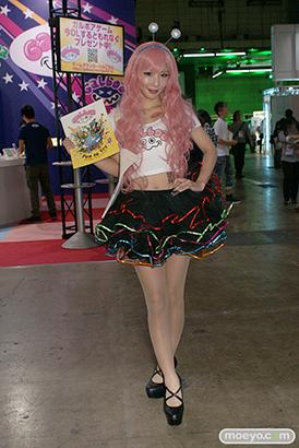 東京ゲームショウ2014 コスプレ イベント コンパニオン 画像 写真 レポート ガルボア