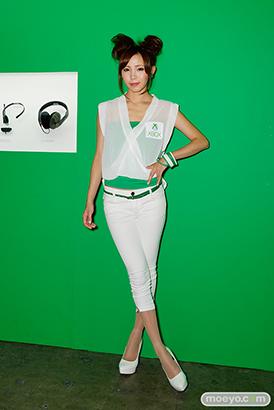東京ゲームショウ2014 コスプレ イベント コンパニオン 画像 写真 レポート マイクロソフト