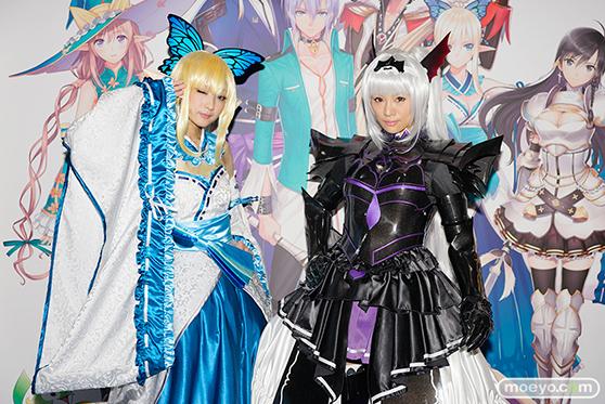 東京ゲームショウ2014 コスプレ イベント コンパニオン 画像 写真 レポート セガ