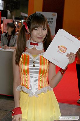 東京ゲームショウ2014 コスプレ イベント コンパニオン 画像 写真 レポート バンダイナムコ