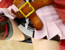 【WF2014夏】アルター「魔法少女リリカルなのは The MOVIE 2nd A's フェイト・テスタロッサ ブレイズフォーム -Full Drive-」 新作フィギュア彩色サンプル画像レビュー